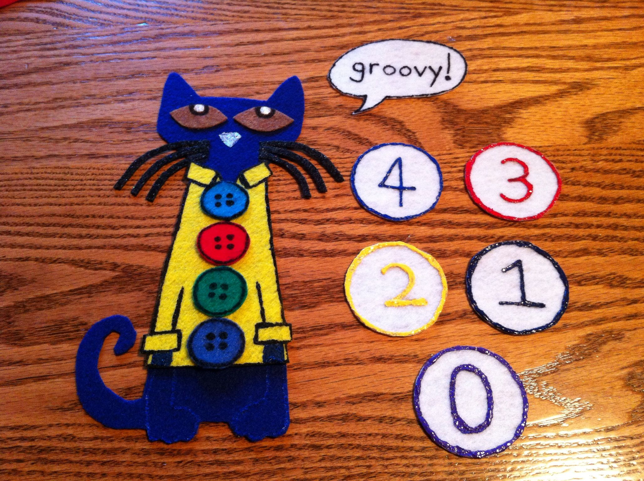 Pete The Cat And His Four Groovy Buttons Summary post thumbnail image