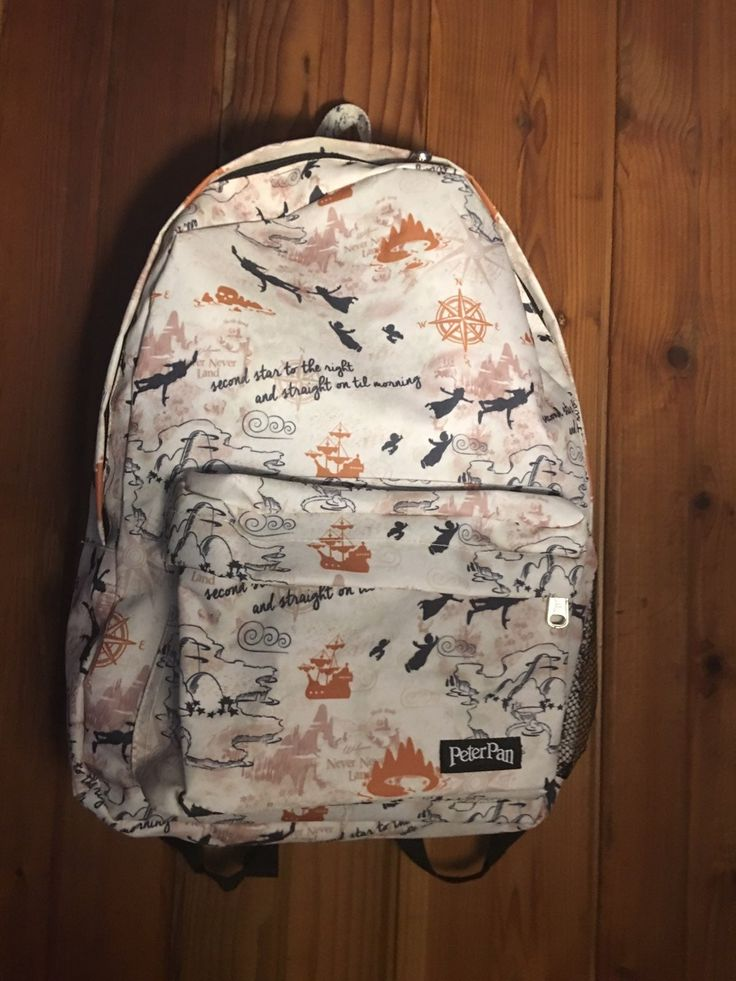 Loungefly Peter Pan Backpack June post thumbnail image